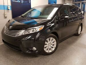 2015 Toyota Sienna XLE LIMITED AWD FULL ÉQUIPE