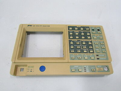 And Ad-3522 Fft Analyzer Module