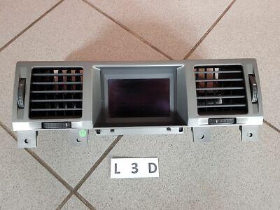 Dashboard-radio (Opel Signum 3.0 V6 DTi ECOTEC 2003 Dashboard Radio Display 342707650)
