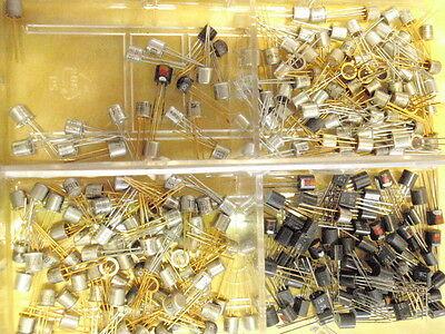 Transistor MIX bc301-bc368 NPN PNP 20x 19974-169