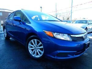 2012 Honda Civic EX-L | NAVI | LEATHER.ROOF | ONE OWNER