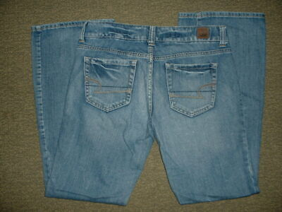 American Eagle AE Favorite Boyfriend Jeans Size 6 Reg - 2