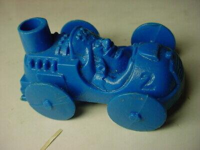 Vintage Quaker Captain Crunch Cereal Premium Balloon Race Car Blue Cap'n