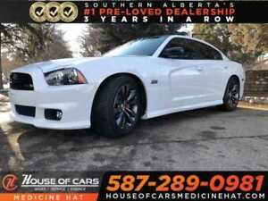 2014 Dodge Charger SRT Superbee