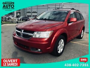 2010 Dodge Journey SXT / 7 PLACES / V6 / AIR CLIMATISÉ 3 ZONES /