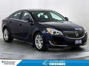 2016 Buick Regal Back Up Cam, New Tires and Brakes!