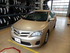 2013 Toyota Corolla CE Fuel miser