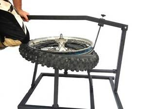 Manual Motorcycle Tyre Changer Bead Breaker Greenwich Lane Cove Area Preview