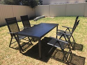 4 seats outdoor dining set Maddington Gosnells Area Preview