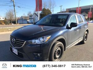 2016 Mazda CX-5 GT LEATHER..AWD..GPS/NAVIGATION..HEATED SEATS..S