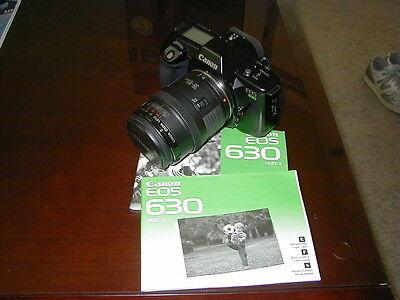 Пленочные фотокамеры Canon EOS 630 35mm