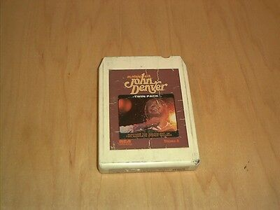 An Evening With John Denver CPS2-0764 ~8 TRACK TAPE