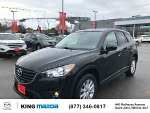 2016 Mazda CX-5 GS Low Kms..AWD..Power Roof..Heated Seats..Bl...