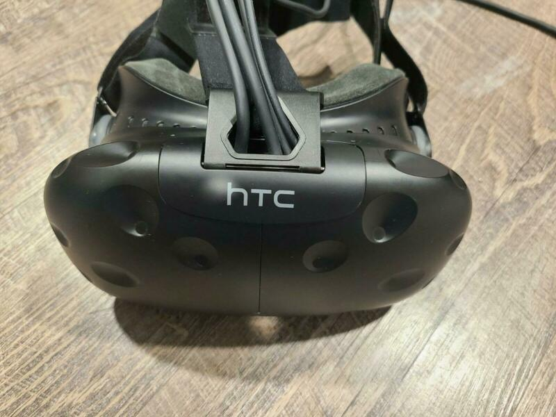 HTC Vive Virtual Reality Headset only with cord