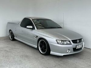 2005 Holden Ute VZ SS Z Silver 4 Speed Automatic Utility