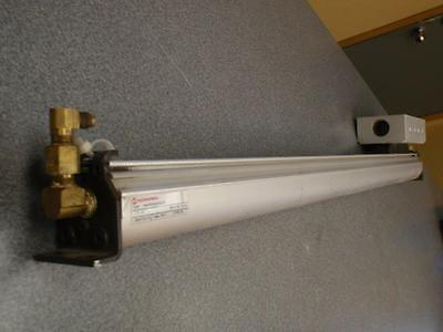 Norgren A44040aadan029d 116psi 180f A08-um Rodless Air Cylinder
