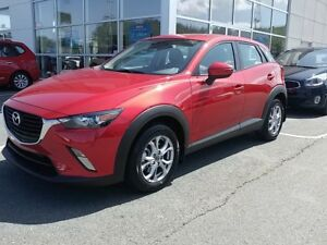 2018 Mazda CX-3 GS Awesome low KMS Trade -$102 Weekly OAC