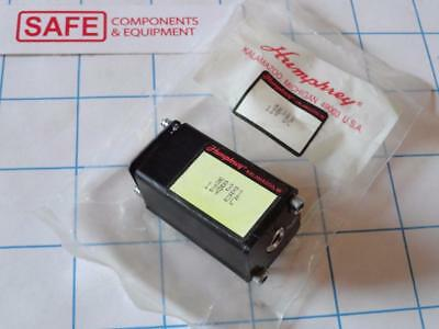 Humphrey Solenoid Valve Mini-mizer Mb3e1-12vdc Single Electric 3-port 2-pos F54