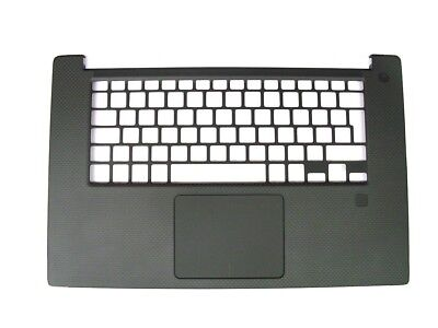 Genuine Dell XPS 15 9550 9560 Palmrest with TouchPad & Fingerprint Reader 5DY4C