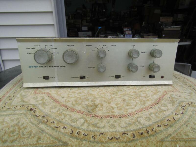 Vintage Dynaco Dynakit  Vacuum Tube Stereo Preamplifier for Rehab #3