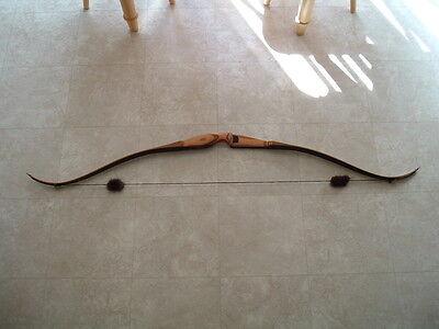 Vintage Herter's 40lb RH recurve archery target hunting bow arrow Herters