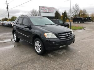 2007 Mercedes Benz ML 350 4MATIC *AWD* GREAT CONDITION!