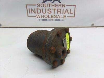 Spirax-sarco 69844 Model 1 13ws 1pipe 150 Psi 338f Ty-2 Air Eliminator