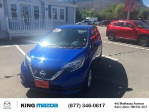 2017 Nissan Versa Note SV- $110 B/W HATCHBACK..AUTO...AIR..POWER