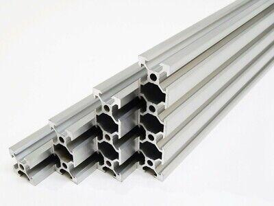 20 X 40 Mm Aluminum Extrusion V-slot Linear Rail For Diy Cnc 3d Printer Us Ship