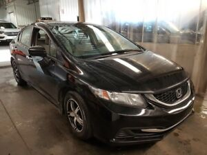 2014 Honda Civic Sedan LX MANUELLE