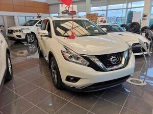 2018 Nissan Murano SV 4X4 496$ PER MONTH