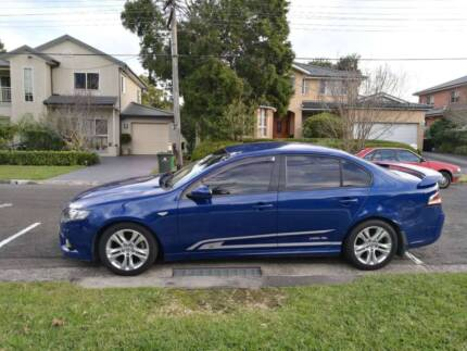 2008 Ford Falcon XR6 for sale