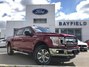 2019 Ford F-150 XLT 4X4 REMOTE KEYLESS ENTRY TRAILER TOW PACK...