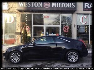 2011 Cadillac CTS CTS4*POWER GROUP*BLUETOOTH*LEATHER!!*