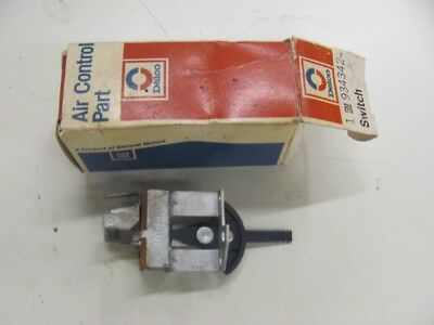 NOS 1974 74 Oldsmobile Olds 88 98 Heater Switch AC Delco 9343424