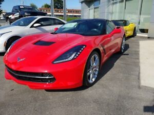 2019 Chevrolet Corvette Stingray Coupe / 6.2 L V8 Engine / 7-...
