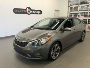 2014 Kia Forte EX, mags, sièges chauffants, bluetooth LOW PRICE