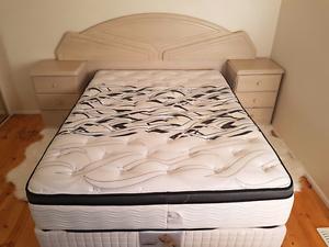 Queen Bedroom Suite Orion Gel Plush Mattress Craigieburn Hume Area Preview