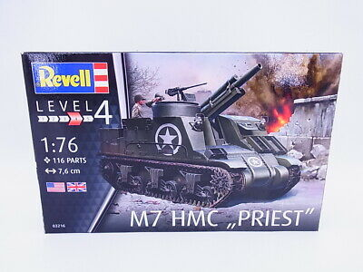 "82619 | Revell 03216 M7 HMC ""Priest""1:76 Bausatz NEU in OVP"
