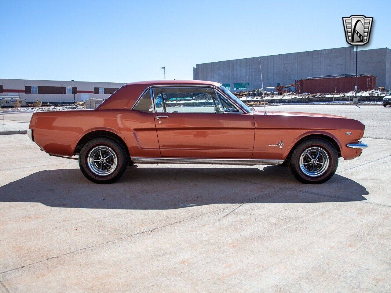 Ford Mustang 1966 photo 7
