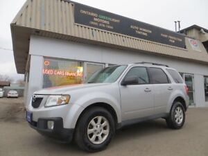 2009 Mazda Tribute 6CYL,4WD, LEATHER,SUNROOF
