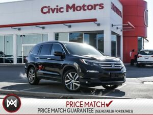 2017 Honda Pilot TOURING - NAVIGATION, DVD, POWER LIFTGATE