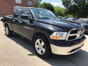 2011 Dodge Ram 1500 4X4/5.7L/HEMI/NO ACCIDENT/SAFETY/WARRANTY IN