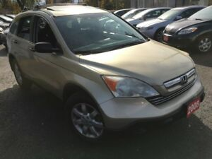 2008 Honda CR-V EX/AWD/SUNROOF/LOADED/ALLOYS/4WD/LIKE NEW