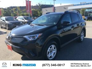 2017 Toyota RAV4 LE AWD..Active Safety Features..Heated Seats...