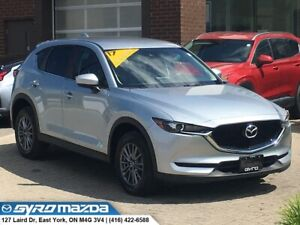 2017 Mazda CX-5 GS CERTIFIED PRE-OWNED! GS FWD! ONE OWNER, NO...