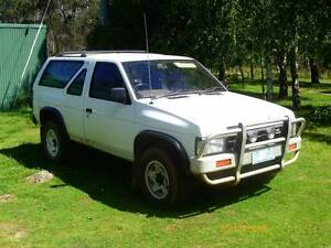 1990 Nissan Pathfinder Reedy Marsh Meander Valley Preview
