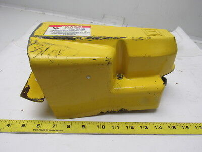 Square D 9002aw124 Heavy Duty Industrial Electric Foot Switch 120-600v