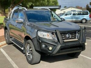 2017 Nissan Navara D23 S2 ST-X Grey 7 Speed Sports Automatic Utility Prospect Prospect Area Preview