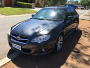 2009 Subaru Liberty Heritage 4GEN Auto AWD MY09 Banks Tuggeranong Preview